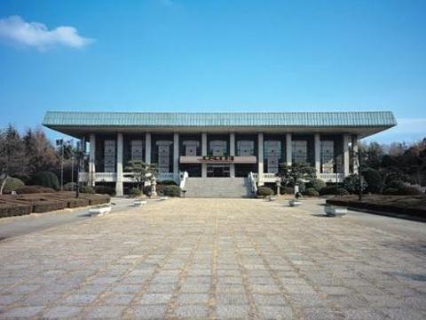 釜山博物馆旅游景点图片
