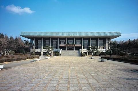 釜山博物馆的图片
