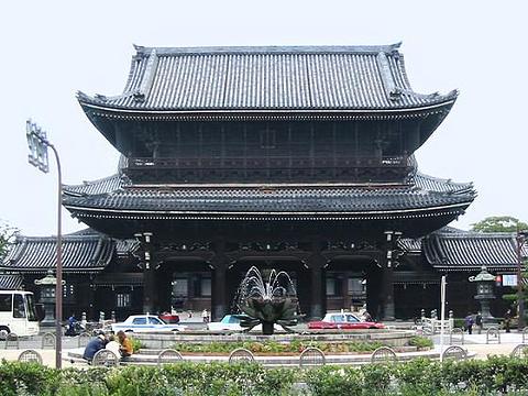东本愿寺的图片