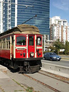 温哥华市区有轨电车