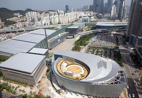 釜山会展中心