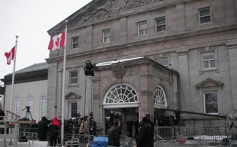 加拿大总督府