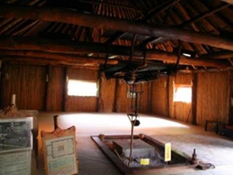 阿伊努族文化交流中心旅游景点图片