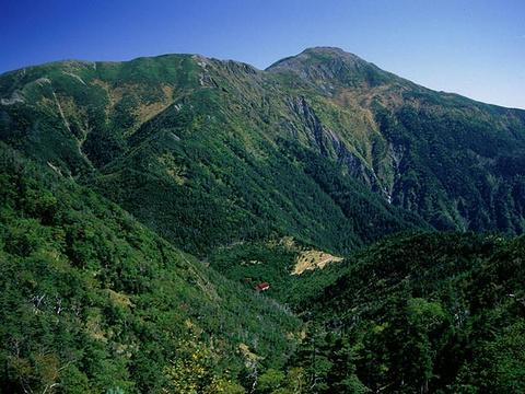 浜石岳旅游景点图片