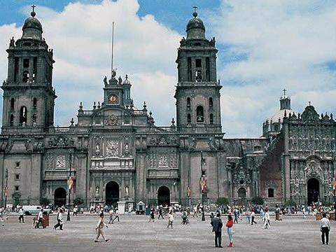 布宜诺斯艾利斯主教座堂旅游景点图片