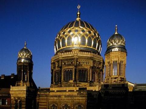 犹太教堂旅游景点图片