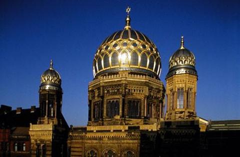 犹太教堂的图片