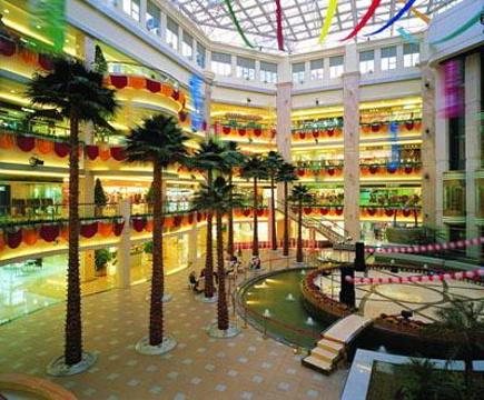 滨海湾金沙购物广场