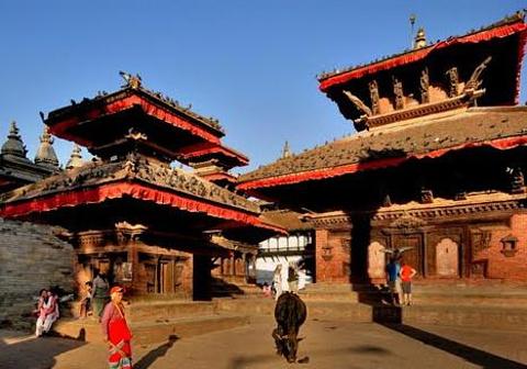 湿婆帕瓦蒂神庙