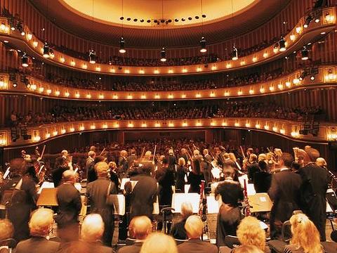 德国莱茵河畔歌剧院旅游景点图片