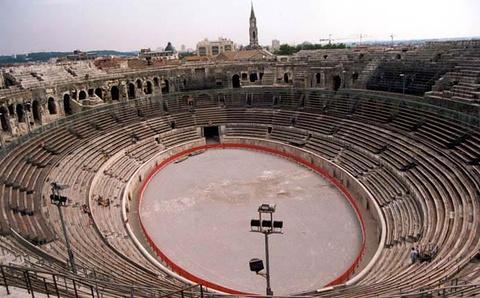 里昂古罗马大剧院