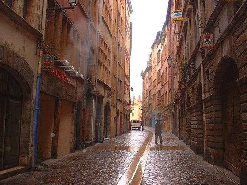 犹太人街旅游景点图片