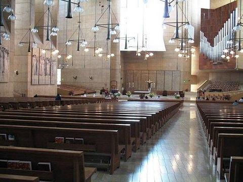 天使之女天主教大教堂