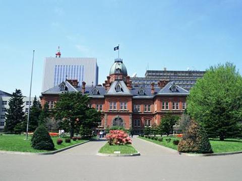 北海道厅旧本厅舍旅游景点图片