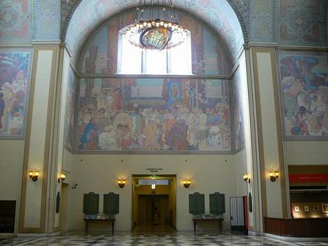 洛杉矶中央图书馆的图片