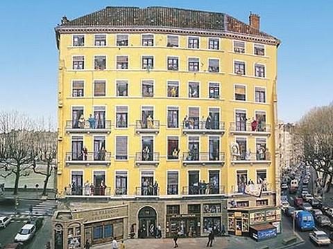 Fresque des Lyonnais旅游景点图片