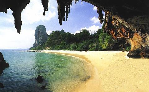 帕南海滩的图片