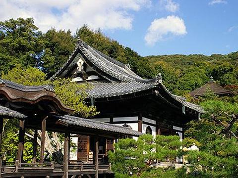 高台寺旅游景点图片