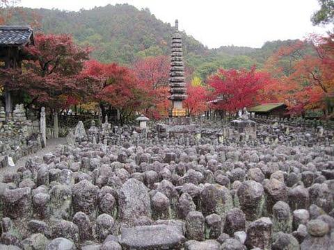 化野念佛寺旅游景点图片