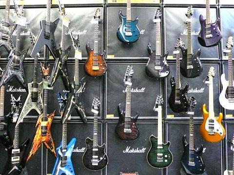 Guitar Center专卖店旅游景点图片