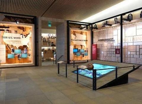 Bill & Melinda Gates Foundation Discovery Center的图片