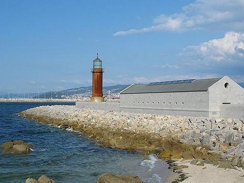 海洋博物馆旅游景点图片