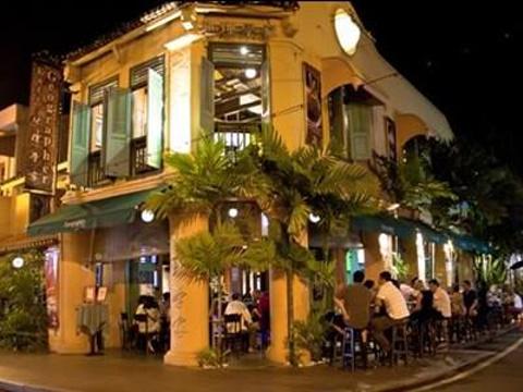 地理学家咖啡馆旅游景点图片