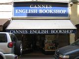 Cannes English Bookshop
