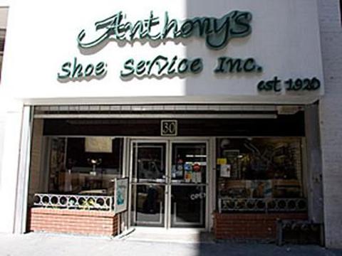 安东尼鞋店旅游景点图片