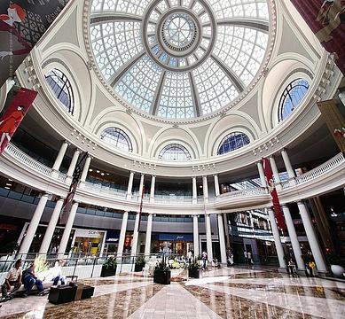 西田旧金山购物中心的图片
