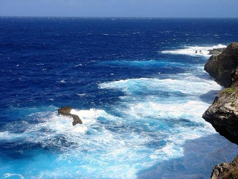 欧碧燕海滩旅游景点图片