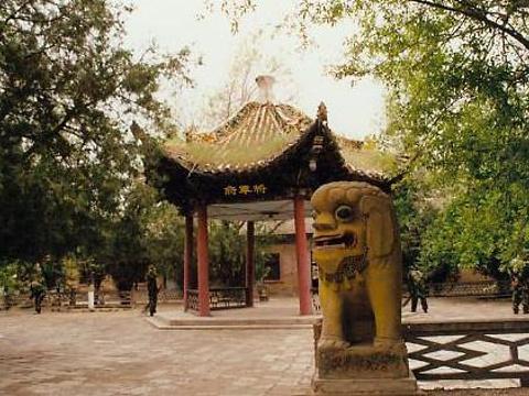 伊犁将军府遗址旅游景点图片