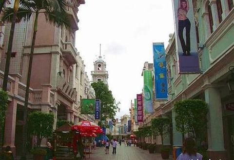 孙西步行街