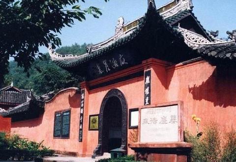 汉崖墓博物馆