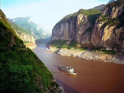 西陵峡的图片