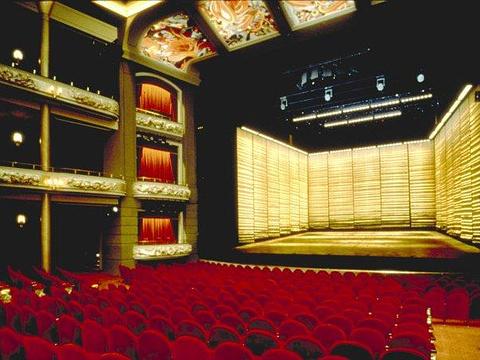 威尔士王妃剧院旅游景点图片