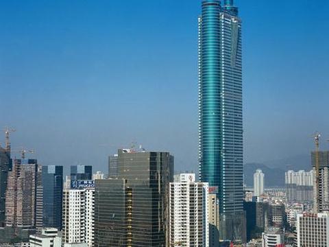 地王大厦旅游景点图片