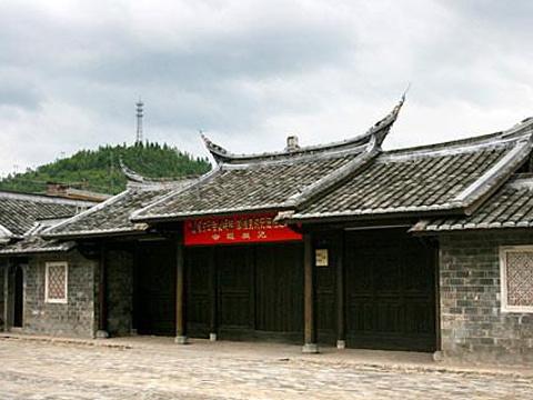 古田镇旅游景点图片