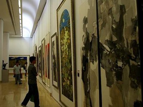 雅典市艺术馆旅游景点图片