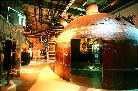 健力士黑啤展览馆