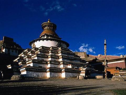 白居寺的图片