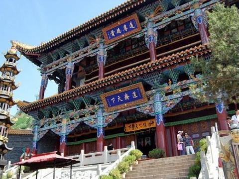 北禅寺旅游景点图片