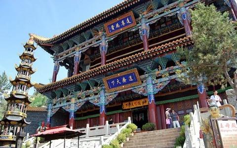北禅寺的图片