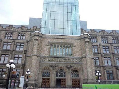 加拿大自然博物馆旅游景点图片