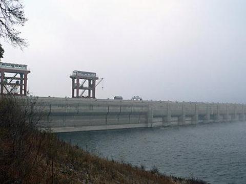 丰满发电厂旅游景点图片