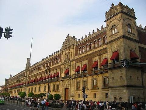 墨西哥城国家宫殿