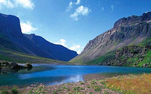 长白山旅游景点图片
