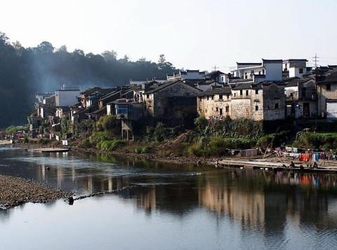 婺源江湾景区旅游图片