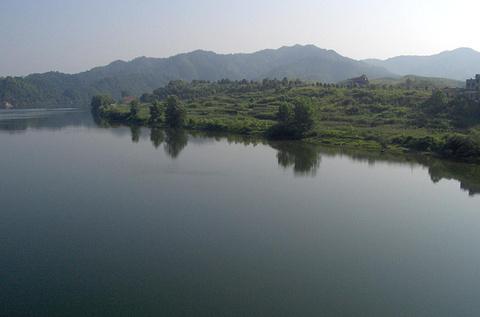汨罗江的图片