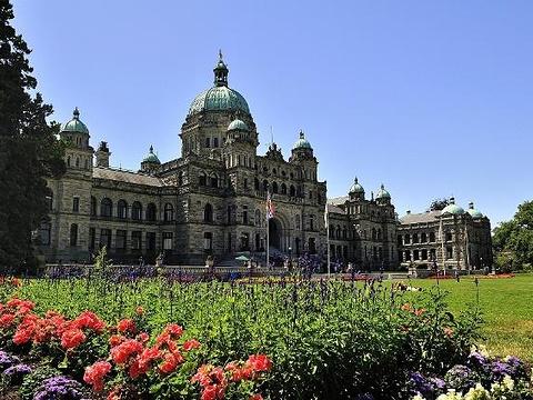 BC省国会大厦旅游景点图片